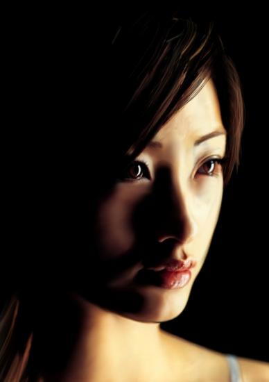 Aya Ueto por SuccubusGirl